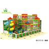 Wholesale Kindergarten Kids Indoor Playground Anti - Crack Custom Made Design from china suppliers