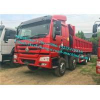 Wholesale 8x4 336/371hp Semi Low Bed Trailer Low Deck Trailer White Red Blue from china suppliers