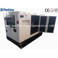 Wholesale 4 Cylinders 80KVA 50HZ Perkins Diesel Generator With 3 Phase Stamford Alternator from china suppliers