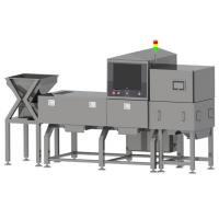 China Touch Screen bulk Food X Ray Inspection Equipment 400mm Maximum Pass Width on sale