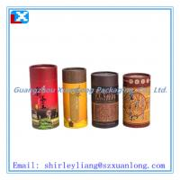 Wholesale Good quality cardboard tea tube from china suppliers
