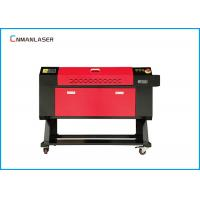 Buy cheap Portable 6040 80W CO2 Laser Engraving Cutting Machine For 6-8mm Acrylic Wooden Rubber from wholesalers