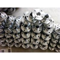 SS310 904L Stainless Steel Flanges , Industry Forged Pipe Fittings Black Painting