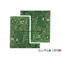 Wholesale Printed Circuit PCB Heavy Copper PCB Green Solder Mask 1.6 Mm Board Thickness from china suppliers