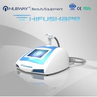 HIFU slimming machine high intensity focused ultrasound, 2 penetration depth distributor r for sale