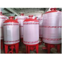 Wholesale Medium Pressure Diaphragm Pressure Tank , Water Storage Pressure Tank from china suppliers