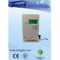 China High accuracy Carbon Monoxide Detector and Controller with temp & humidity on sale