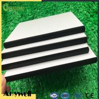 China Amywell High-pressure Laminate Woodgrain HPL laminate sheets/fireproof Formica hpl boards on sale