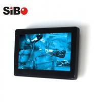 Wholesale Glass wall mounted Android Touch Panel with NFC reader for smart office from china suppliers
