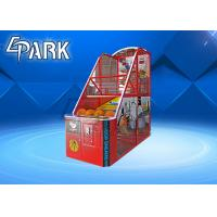 Indoor Hoop Dreams Arcade Basketball Game Machine / Automatic Out Ball Game Machine for sale