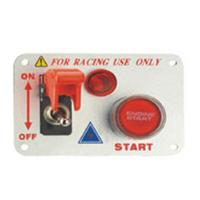 Wholesale Auto Toggle Racing Switch Panel With Aluminum Alloy And Plastic Material from china suppliers