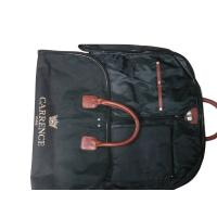 Wholesale Recycle Carence 800d Oxford Fabric Suit Garment Bag With Zipper Closure, Leather Handle from china suppliers