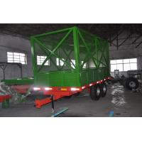 China Factory Price High Quality Agriculture Farm Dump Trailer tractor for sale