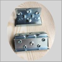 90mm Heavy Duty Wood Gate Hinges 2.0mm Thickness High Performance for sale