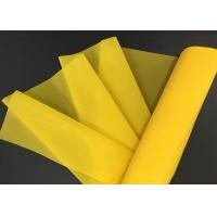 Wholesale Plain Weave Pet 1500 Meterial Polyester Screen Printing Mesh For Stationary Printing from china suppliers