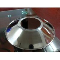 Wholesale Washing Machine Metal Spinning Process 0.02mm Tolerance , Zinc Plating from china suppliers