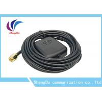 Wholesale SMA Male Plug Auto GPS Antenna Active 28dbi High Gain Better Signal Rececption from china suppliers