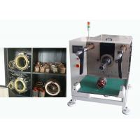 China iso coil inserting machine single phase induction motor stator