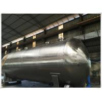 Wholesale Vertical Industrial Compressed Air Receiver Tank 10 Bar Pressure 0.6m3 Liter from china suppliers