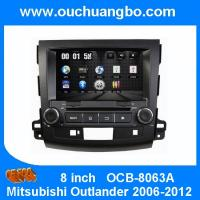 Wholesale Ouchuangbo HD Video Car Multimedia Kit for Mitsubishi Outlander 2006-2012 GPS System DVD USB iPod Audio OCB-8063A from china suppliers