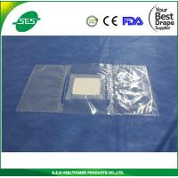 Buy cheap Adhesive Disposable Ophthalmic Eye Drape from Wholesalers