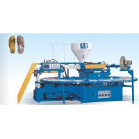 China one color flip flop slipper injection moulding machine on sale
