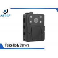 Wholesale Body - Worn Law Enforcement Body Camera Water Resistant With 2 IR Lights from china suppliers