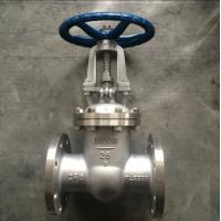 Wholesale Z41W-25P GB Metal Gate Valve ,  Flange Gate  3 Inch Stainless Steel Gate Valve from china suppliers