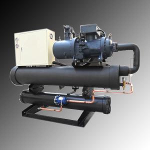 Bitzer Compressor Water Cooled Screw Water Chiller