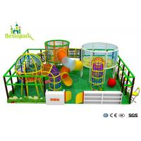 Wholesale Soft Giant Indoor Playground , Family Fun Indoor Playground For 2 Year Old from china suppliers