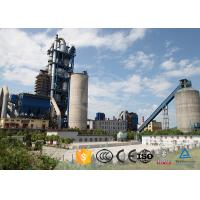 Quality Complete Small Scale Rotary Kiln Dryer Fish Scale Type Cement Plant Machinery for sale
