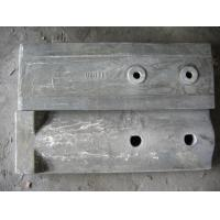 Wholesale Hardness AK5-15J High Abrasion Steel Mill Liners Standard AS 2027 CrMo 15 / 3 from china suppliers