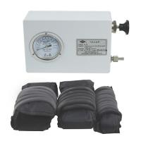 China Manual Pressure Hospital First Aid Equipment Pneumatic Tourniquet With Three Cuffs on sale