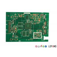 Wholesale 1.2mm 4 Layers OSP Industrial PCB Quick Turn Pcb Prototypes 1 Oz / 35 µM Copper Thick from china suppliers