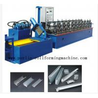 China 20 Forming Stations In Automatic C - Z Changeable Purlin Roll Former 10Mpa - 12Mpa on sale