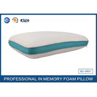 Wholesale Anti Bacterial Comfort Revolution Cool Gel Memory Foam Pillow For Summer , Queen Size from china suppliers