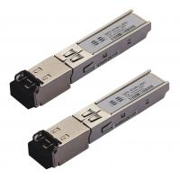 Wholesale SFP-BIDI Transceivers Supporting 1.25Gbps / 1.0625Gbps Dual Data-Rate , 40km Transmission With SMF from china suppliers
