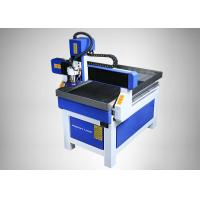 China Aluminium Alloy CNC  Router  Table Engraver  For Advertising Water Cooling PEM-6090W on sale