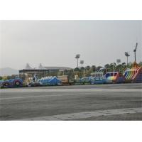 Wholesale Durable Inflatable Obstacle Course , Inflatable Obstacle Game From China from china suppliers
