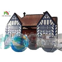Wholesale Outdoor Pub Cabin 8 X 6m Airtight Inflatable Event Tent With Digital Printing from china suppliers