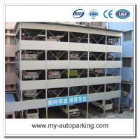 Wholesale Hot Sale! 2-9 Levels Multi-levels Automated Puzzle Parking Systems Solutions/ Automated Parking Technologies/Equipment from china suppliers