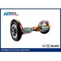 Quality Portable 10 Wheel Self Balancing Scooter , Smart Balance Wheel Board For Commuting for sale