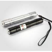 Quality 445nm 1500mw waterproof blue laser pointer flashlight with battery charger and for sale