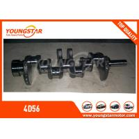 Wholesale MITSUBISHI 4D56 / 4D55 Engine Crankshaft MD374408  MD374409 2.5TD from china suppliers