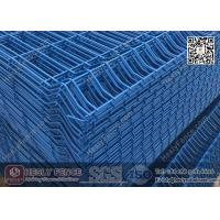 Wholesale PVC coated Welded Wire Mesh Panels with reinfored bend | 3D Mesh Panels from china suppliers