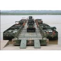 Wholesale 60tf Military Trestle Pontoon Bridge / Power Pontoon Bridge / Military Bridging Equipment from china suppliers