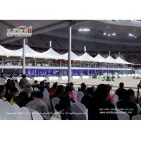 Wholesale 2.6m Height Water Resistant Sport Event Tents / High Peak Frame Tent from china suppliers