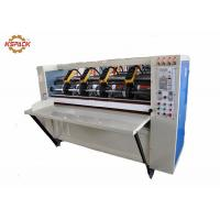 Wholesale Auto Feeding Thin Blade Slitter Scorer Machine For Corrugated Paper Easy Operation from china suppliers