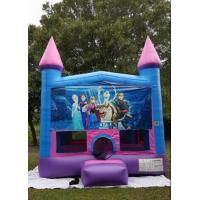 Wholesale Party Big Childrens Bouncy Castle EN14960 Frozen Jumping Castle from china suppliers