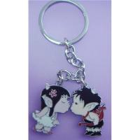 Wholesale Couple key chain from china suppliers